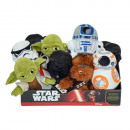Plush 20cm Star Wars - (6 Matching Models)