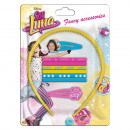 Set 9 Hair Accessories SOY LUNA