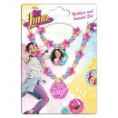 Set Necklace + Bracelet SOY LUNA - (Display 1