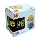 Box Ceramic Mug 32cl Minions - Bored