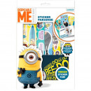 Set Stickers Minions - 7 Rooms