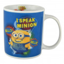 Box Ceramic Mug 32cl Minions - I Speak Minio