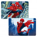 Set 3D Table Spiderman - (2 Matching Models)