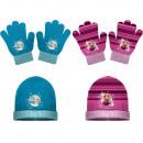 Bonnet + Gloves THE SNOW QUEEN - (2 Aces Models