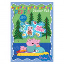 Set Sticker Pad Peppa Pig