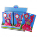 Hair Accessories Set 3 Pieces Peppa Pig - (Pres