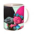 Box Ceramic Mug 33cl TROLLS
