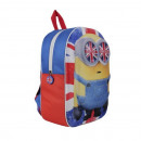 Backpack 3D Minions - UK
