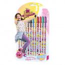 Set 12 Colors Gel Pens SOY LUNA