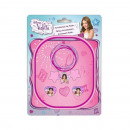 Blister Hair Accessories Violetta - 10 Pieces