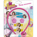 Set 7 Hair Accessories SOY LUNA