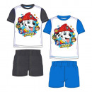 T-Shirt + Short  BOY 3-8 years PAT PATROL -