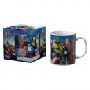 Box Ceramic Mug 32cl Avengers