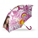 Manual umbrella 40cm SOY LUNA - (Display of 24