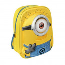 Backpack 3D Minions - Bob