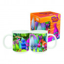 Box Ceramic Mug 33cl TROLLS