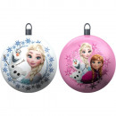 Set of 2 Christmas balls 10cm THE SNOW QUEEN -