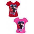 ingrosso Prodotti con Licenza (Licensing): Miracolosa Ladybug  T-shirt, maniche corte