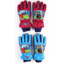 wholesale Licensed Products: Angry Birds  children's ski gloves