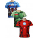 wholesale Licensed Products: Avengers T-shirt - short sleeve