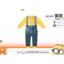 ingrosso Prodotti con Licenza (Licensing):Minions pigiama, Tutina