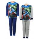 ingrosso Prodotti con Licenza (Licensing): Avengers pigiama, manica lunga