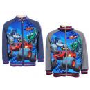 groothandel Licentie artikelen:Blaze Zip Sweater