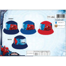 Spiderman fishing cap