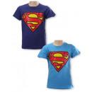 groothandel Licentie artikelen: Superman T-shirt - met korte mouwen
