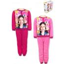 Großhandel Nachtwäsche: Soy Luna Schlafanzug polar