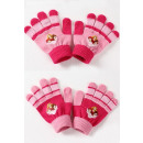 wholesale Gloves: Princess  children's knitted gloves