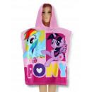 ingrosso Prodotti con Licenza (Licensing):  My Little Pony   bambini poncho asciugamano