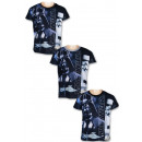 grossiste Articles sous Licence: Star Wars T-shirt, manches courtes