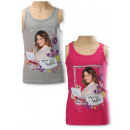 wholesale Licensed Products: Violetta shirt - sleeveless