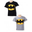 wholesale Licensed Products: Batman T-shirt, short sleeves