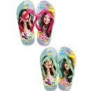 wholesale Shoes: Soy Luna slippers, flip-flops