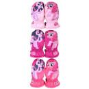 Großhandel Lizenzartikel:  My Little Pony   Kinder Ski - Handschuhe