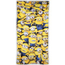 wholesale Licensed Products:Minions beach towel