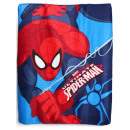 Spider-Man baby blanket