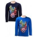Avengers T-shirt - long sleeve