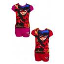 Großhandel Fashion & Accessoires: Miraculous Ladybug  T-Shirt + Kurzschlüsse, Sommer