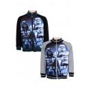 ingrosso Prodotti con Licenza (Licensing): Star Wars maglione zip (maglione)