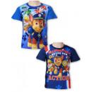 Großhandel Lizenzartikel: Paw Patrol T-Shirt, kurze Ärmel