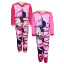 Großhandel Lizenzartikel: Minnie  Schlafanzug, Tritte (onesie)