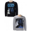 grossiste Articles sous Licence: Star Wars T-shirt - manches longues