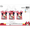 wholesale Licensed Products: Minnie T-shirt, short sleeves