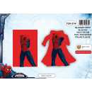 grossiste Articles sous Licence: Spiderman  couverture polaire avec des manches