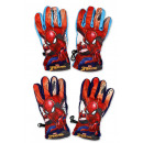 wholesale Licensed Products: Spiderman ski glove with 5 fingers
