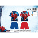 grossiste Articles sous Licence:Spiderman pyjamas, court