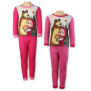 Masha pyjamas, long sleeve